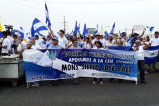 obispos, obispos de Nicaragua
