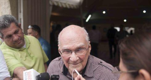 El expresidente Enrique Bolaños, aconsejó al presidente Daniel ortega renunciar