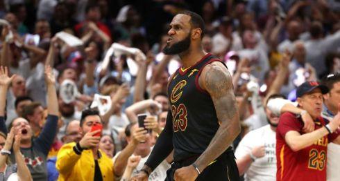 LeBron James se prepara para su primera campaña con los Lakers de Los Ángeles. LA PRENSA/ARCHIVO/ AFP