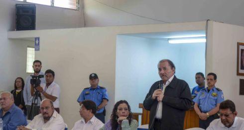 delito de lesa humanidad, Daniel Ortega, crímenes, matanza,