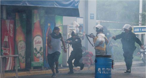 Gobierno de Nicaragua, protestas, Daniel Ortega