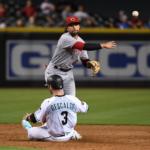 Alex Blandino batalla con cuatro jugadores por ser el campo corto sustituto de Cincinnati