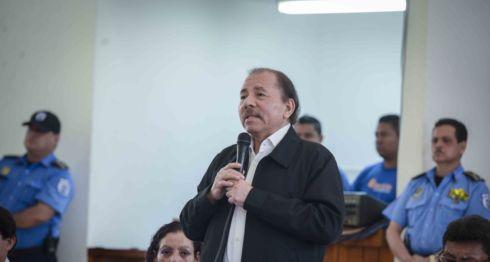 Daniel Ortega, Rosario Murillo, diálogo nacional, diálogo en Nicaragua, Casa Blanca