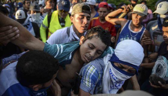 Ley del perdón, represión, Nicaragua
