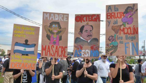 Represión, mundo, condena internacional, masacre, Día de la Madre