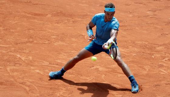 Rafael Nadal es actualmente el número uno del mundo según el ranking de la ATP. LA PRENSA/AFP / Thomas SAMSON