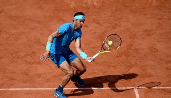 Rafael Nadal ha ganado las diez finales de Roland Garros que ha disputado y el domingo intentará sumar la once. LA PRENSA/AFP / CHRISTOPHE SIMON