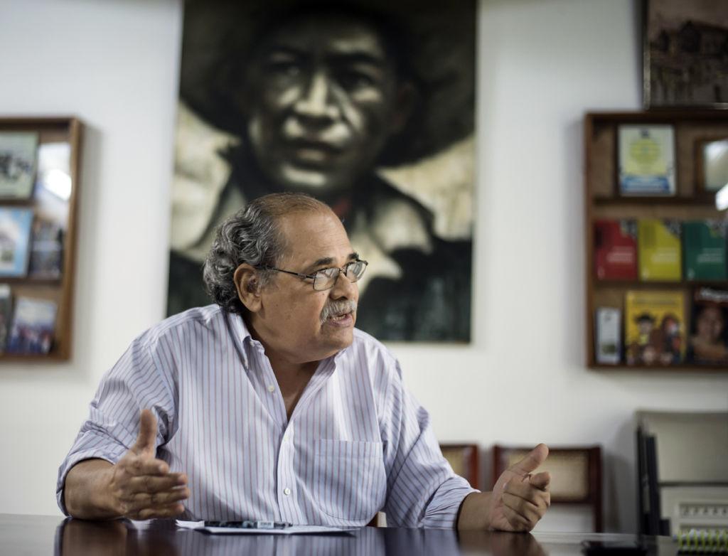 Julio López Campos. LA PRENSA / Óscar Navarrete.