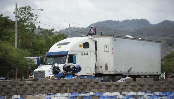 Tranques, Nicaragua, protestas, tranques
