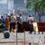 Costa Rica instala dos albergues para recibir a nicaragüenses que huyen de la crisis
