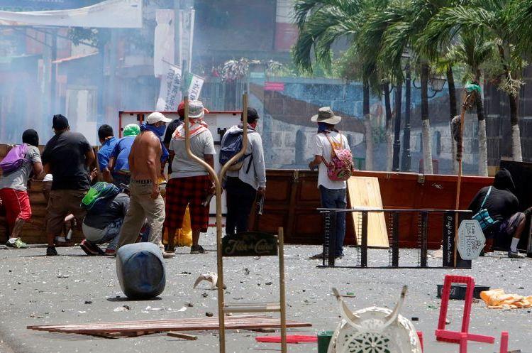 Masaya, Daniel Ortega, protestas en Nicaragua