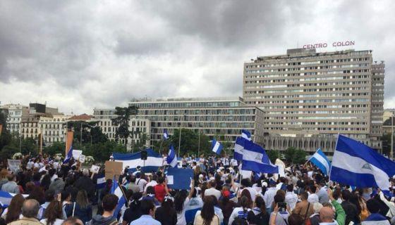 España, Daniel Ortega