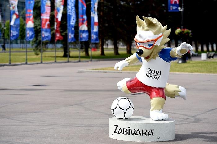 El Mundial Rusia 2018 se pondrá en marcha el jueves con el partido entre Rusia y Arabia-Saudí. LA PRENSA/AFP/Paul ELLIS