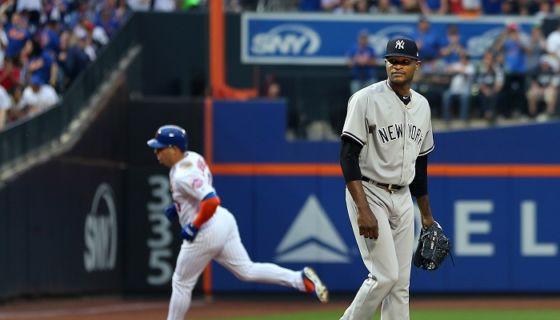 El picheo parece ser el punto débil de los Yanquis de Nueva York. LA PRENSA/Rich Schultz/Getty Images/AFP