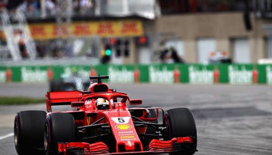 El alemán Sebastian Vettel tomó el liderato en el Campeonato Mundial de la Fórmula 1. LA PRENSA/Mark Thompson/Getty Images/AFP