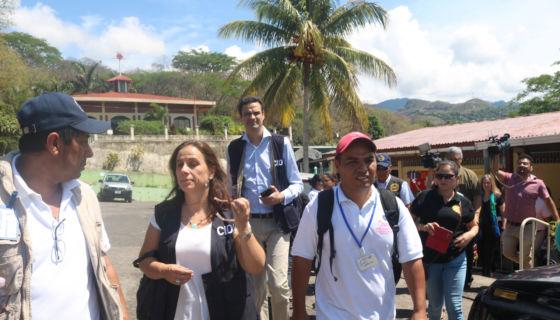 CIDH, OEA, represión, Nicaragua
