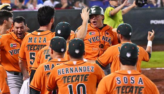 Everth Cabrera bateó .292 en la serie final del primer torneo de la Liga Mexicana de Beisbol 2018. LA PRENSA/FOTO CORTESÍA DE LA LIGA MEXICANA DE BEISBOL