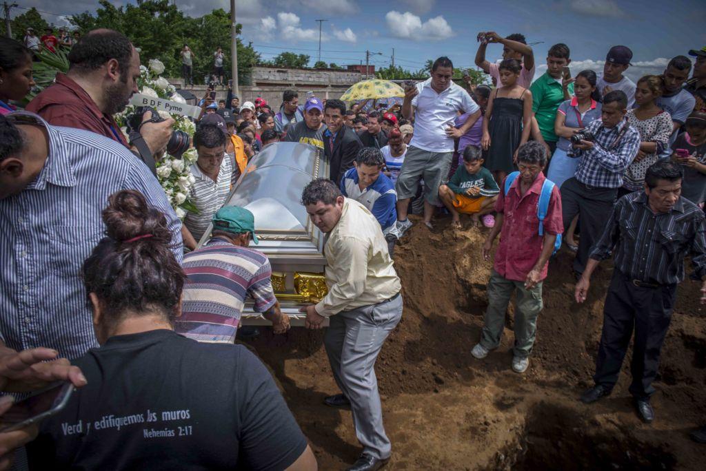 Siguen muertes en Nicaragua