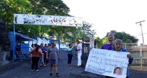 El Chipote, protestas, Nicaragua