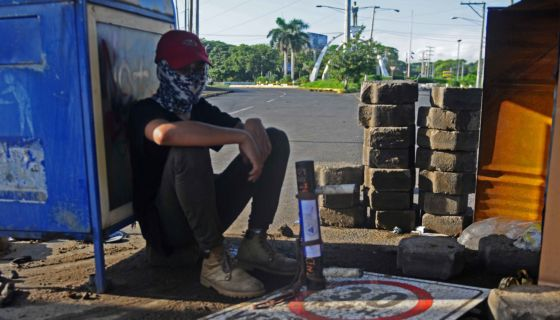 Diálogo Nacional, Daniel Ortega, represión, Nicaragua