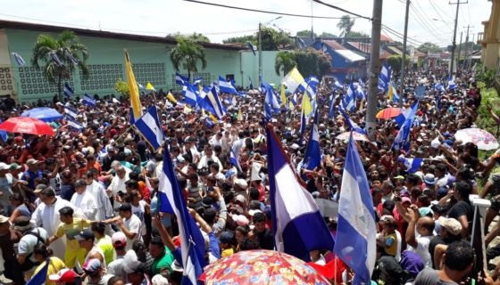 Masaya, protestas, Daniel Ortega