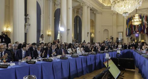CIDH, crisis, Nicaragua, OEA, consejo permanente, informe, represión