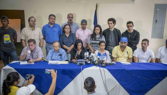 Alianza Cívica, adelantar elecciones, canciller Denis Moncada, diálogo nacional, Nicaragua