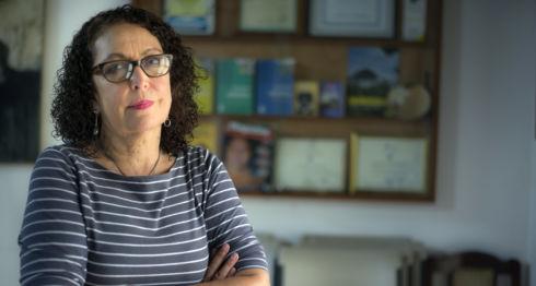 Mónica Baltodano. LA PRENSA / Óscar Navarrete