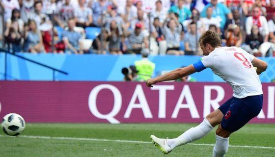 Harry Kane anotó par de goles, ambos de penalti, ante Panamá. LA PRENSA/ AFP/ Martin BERNETTIHarry Kane anotó par de goles, ambos de penalti, en el triunfo de Inglaterra ante Panamá. LA PRENSA/ AFP/ Martin BERNETTI