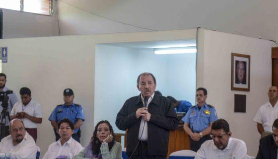 Sanciones, Estados Unidos, Daniel Ortega, Jacinto Suárez, Edwin Castro, Norman Caldera, elecciones, Conferencia Episcopal de Nicaragua