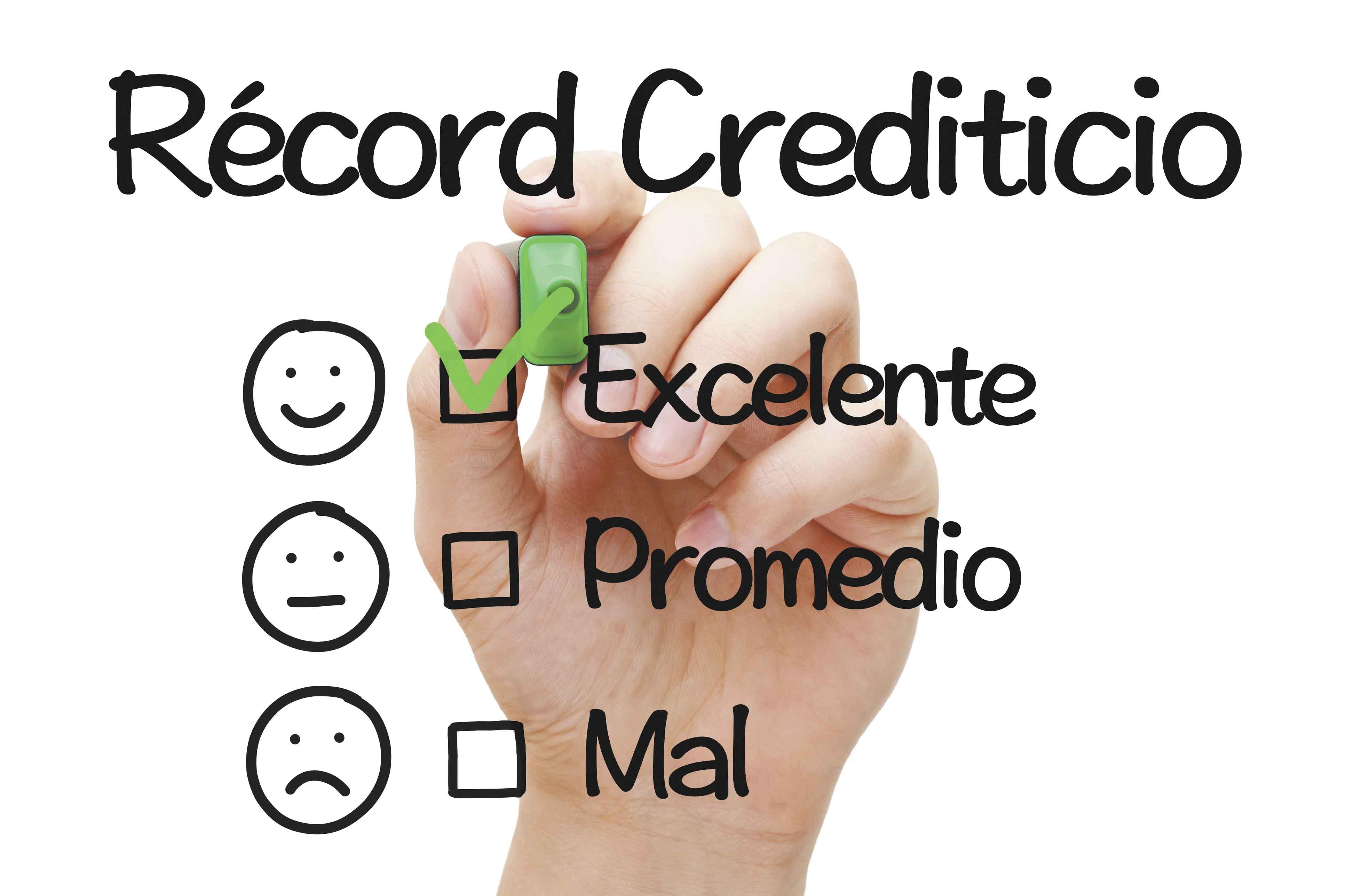 Un buen récord crediticio puede ser tu tabla de salvación en estos tiempos de crisis