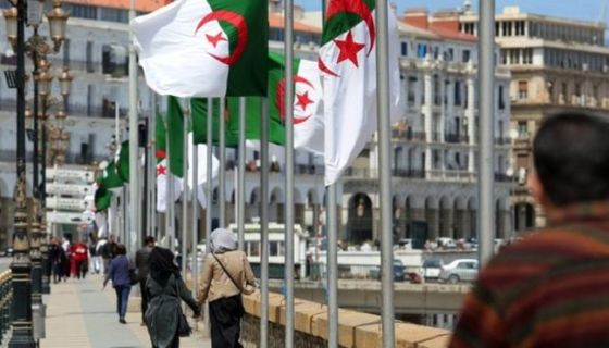 Argelia, internet