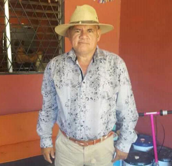 Este es Vicente Olivas, quien fue secuestrado este lunes. LA PRENSA/Cortesía