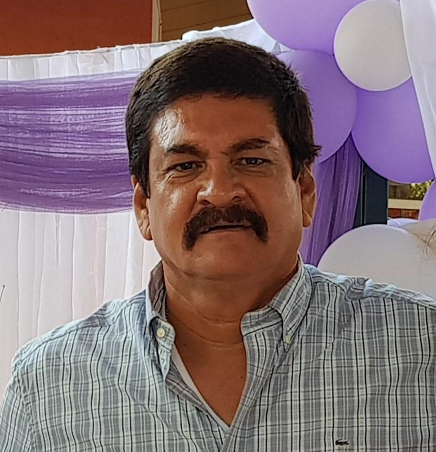 El coronel en retiro Juan José Sevilla, de 58 años, secuestrado en Nagarote por policías junto a grupos de encapuchados. Su familia aseguró en el Cenidh que él no se ha involucrado en protestas. LA PRENSA/ CORTESÍA