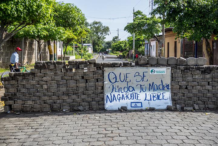 tranques, barricadas, alcaldes, huyeron, ciudades, Masaya, Nagarote, Jinotepe, protesta