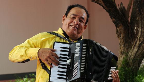 Carlos Mejía Godoy, cantautor nicaragüense. LA PRENSA/ARCHIVO