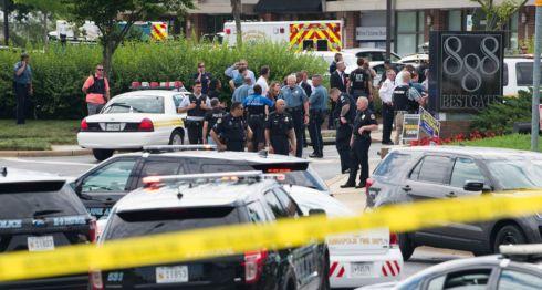 tiroteo en Maryland, Estados Unidos