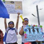 «Me sentí triste porque mataron gente». El trauma que aún viven los niños nicaragüenses por la represión de la dictadura