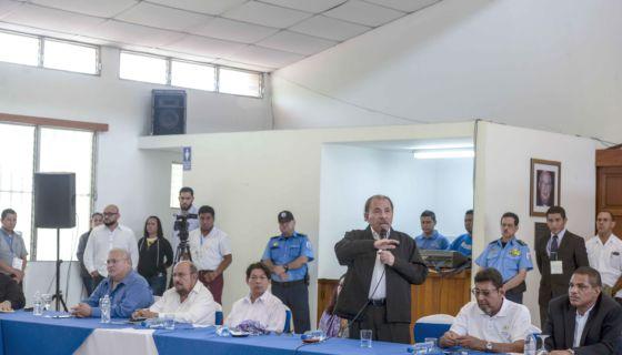 Daniel Ortega, diálogo nacional, democratización, voluntad política, Ética y Transparencia