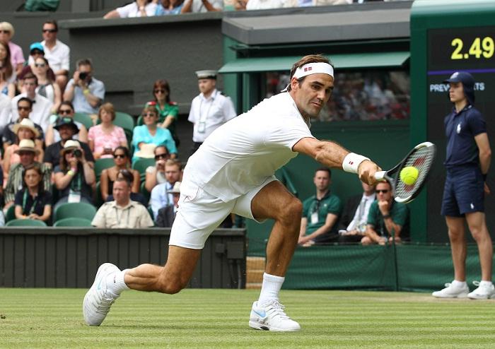 El suizo Roger Federer es actualmente el número uno en el ranking mundial de la ATP. LA PRENSA/EFE/ Sean Dempsey