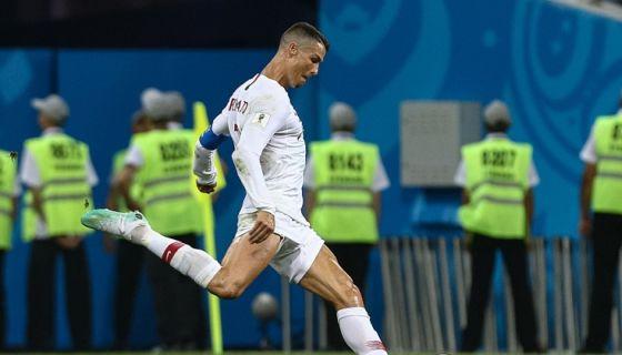 Cristiano Ronaldo podría negociar su traspaso del Real Madrid a la Juventus de Turín. LA PRENSA/EFE/EPA/PAULO NOVAIS