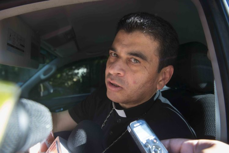 Obispo Rolando Álvarez, diálogo nacional, crisis, Nicaragua, Conferencia Episcopal de Nicaragua, CIDH