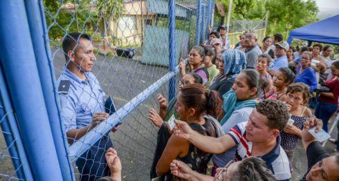 El Chipote, detenidos, Diálogo Nacional, Comisión de Verificación