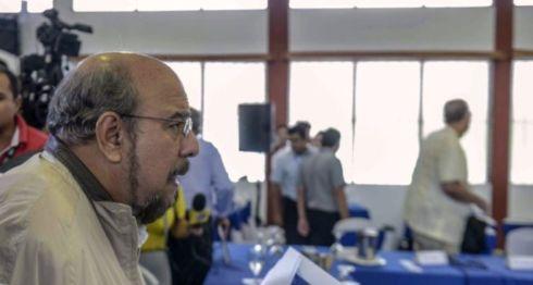 Edwin Castro, jefe de bancada del FSLN, es uno de los representantes del Gobierno en el diálogo nacional. LA PRENSA/ CARLOS VALLE