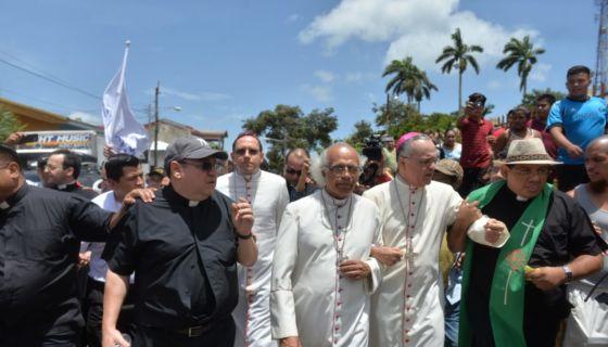 obispos, Nicaragua