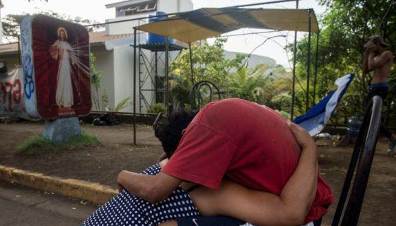 Unan Managua, protestas, Nicaragua