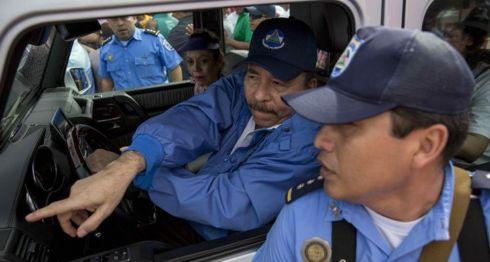 Daniel Ortega, Nicaragua, protestas