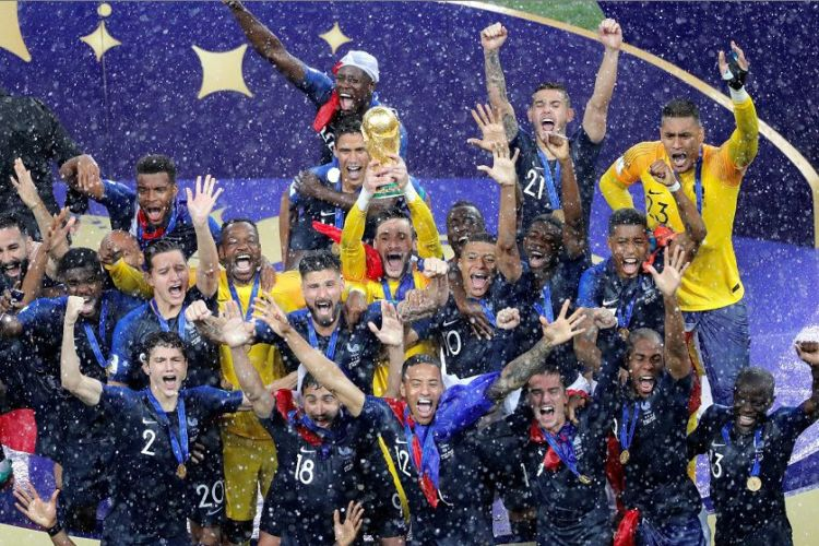 ¡Francia campeón! Juventud y talento desbordado
