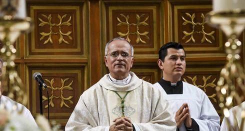 Obispos Silvio Báez, represión, Iglesia, protesta, Gobierno