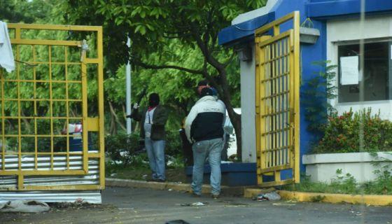 Unan Managua, protestas
